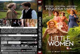 PEQUEÑA MUJER-THE LITTLE WOMAN 2019 [COVER DVD+BLU-RAY]