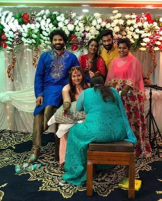 namitha-wedding-photos-mehndi