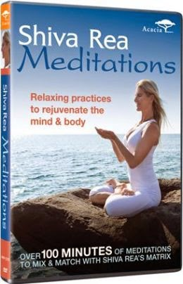 DVD Review: Shiva Rea: Meditations