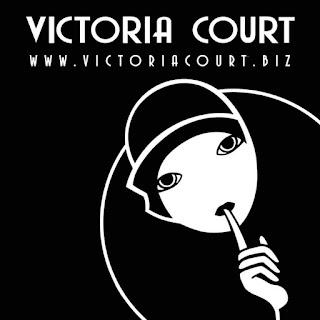 victoria court, logo