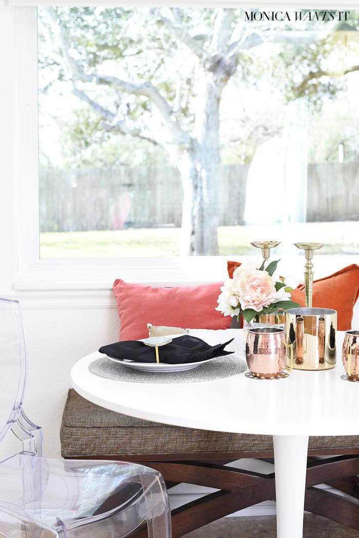2016 Spring Home Tour via MonicaWantsIt.com