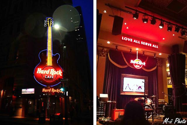 M-ii Photo : Philadelphie, Pennsylvanie - Hard Rock Cafe