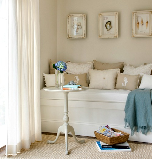 Coastal Daybed Idea