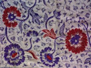 Batik Motif Lasem