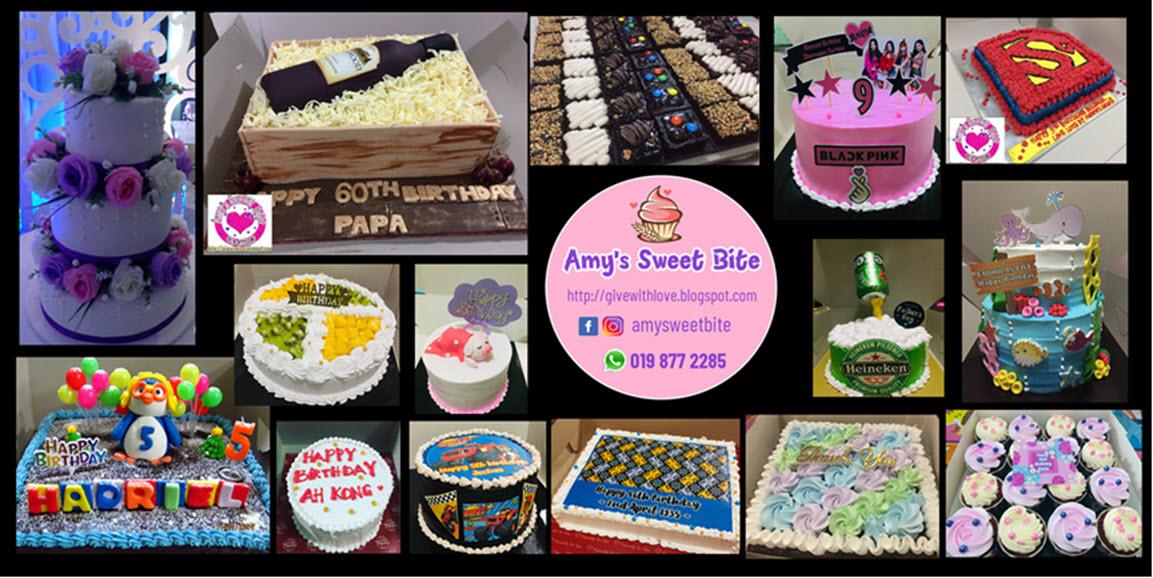 ♥♥ Amy's Sweet Bite ♥♥