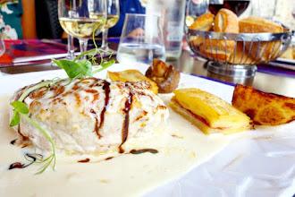 Ailleurs : La Closerie, restaurant de la Maison Philippe le Bon, cuisine traditionnelle, terrasse de charme et patrimoine classé - Dijon