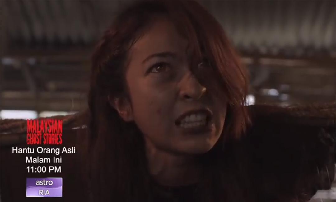 Malaysian Ghost Stories Episod 16 Hantu Orang Asli
