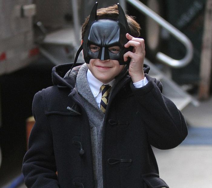 David Mazouz este Bruce Wayne în serialul Gotham