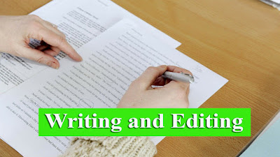 Writing and Editing