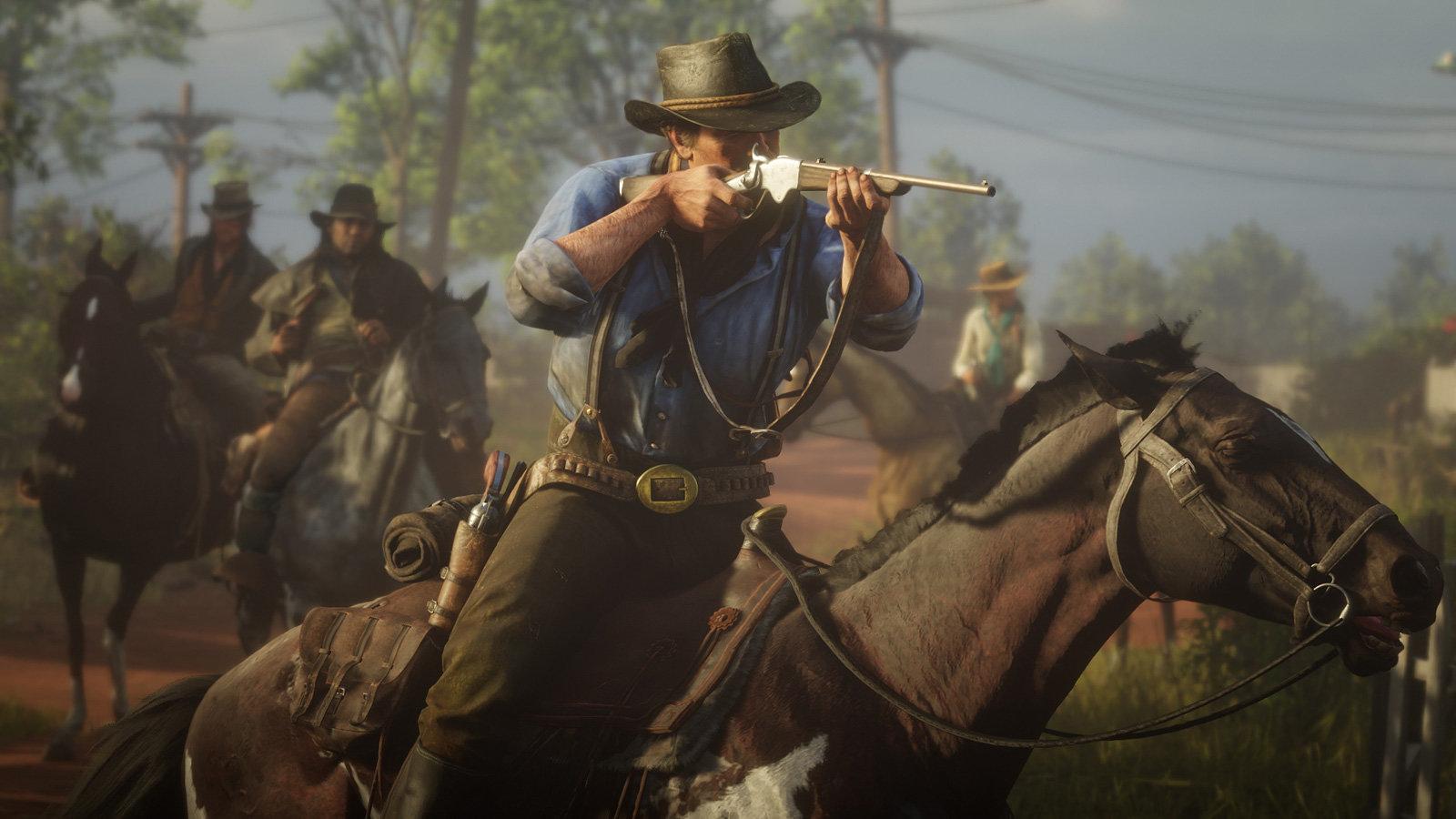 كل ما تحتاج معرفته حول لعبة Red Dead Redemption II ( ريد ديد ريديمبشن )