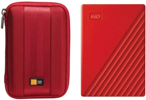 Review WD 4TB My Passport Slim External Hard Drive