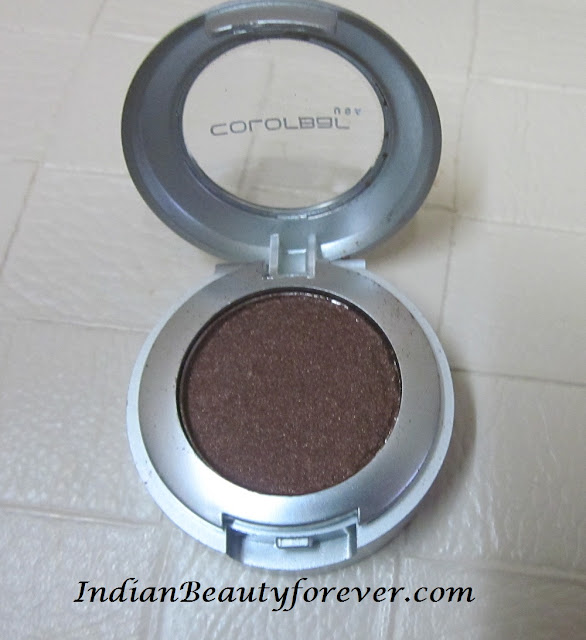 Colorbar Eye Shadow in Spicy Brown swatches