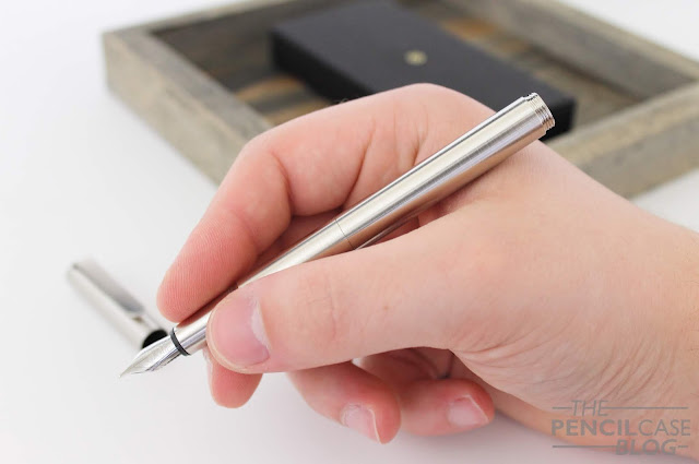 Review: Inventery Pocket fountain pen
