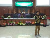 Rapat Pemantapan Penilaian Adipura Kabupaten Sinjai, Ketua ASOBSI Saharuddin Ridwan Tekankan Ini