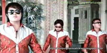 The Boys Trio Tung so tarlupahon