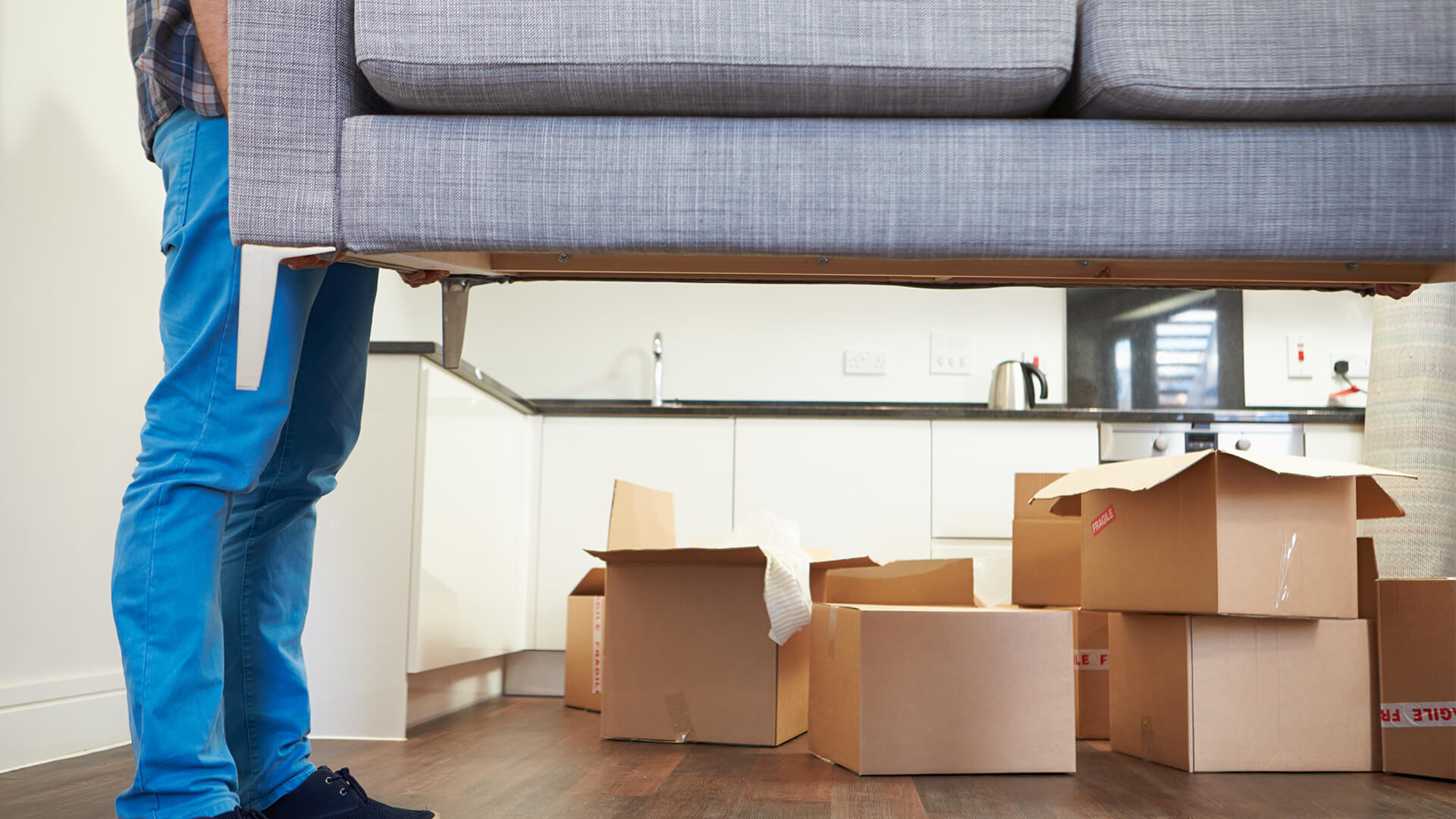 removals service in Newcastle