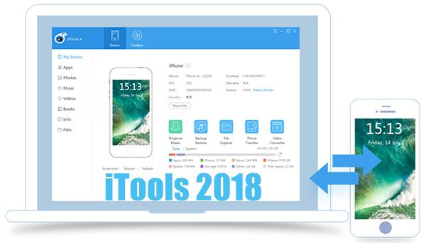 Tải iTools 4.3.6.5 Tiếng Việt và Tiếng Anh mới nhất 2018 cho IOS 9, 10, 11 d
