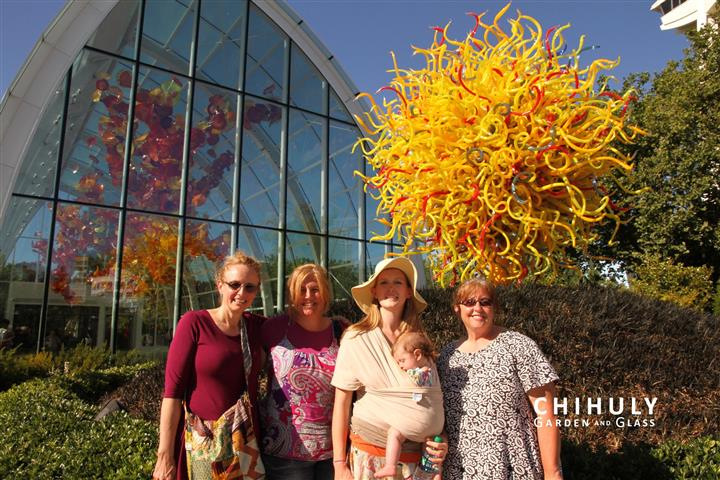 Chihuly Garden And Glass Seattle Wa Mountain Mom And Tots