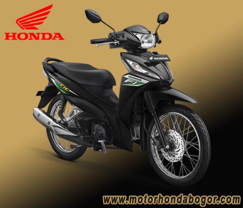Tempat Kredit Motor Honda Revo Bogor