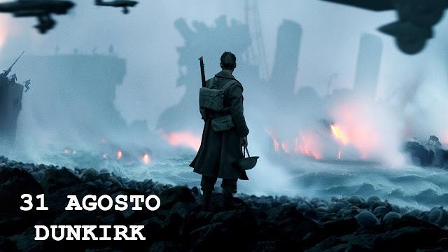Dunkirk (2017) de Christopher Nolan