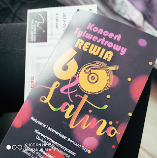Koncert sylwestrowy w Teatrze Muzycznym w Gdyni