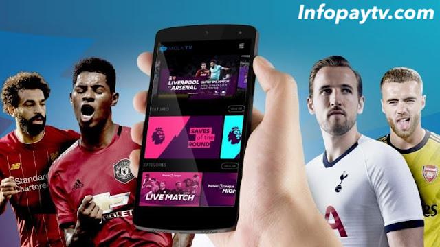 Harga Paket Berlangganan Mola TV App