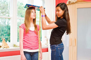 how to grow tall  after puberty for girls