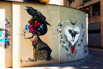 Sunday Street Art : Fin Dac et Guy Denning - place Jean Vilar - Vitry-sur-Seine