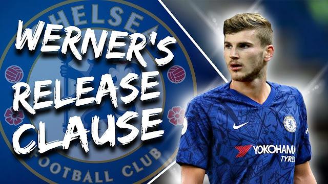 Chelsea accélère pour Timo Werner