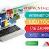 Internet cáp quang tại TP Thái Nguyên VTVcap, FPT, Viettel