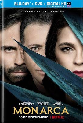 Monarca (TV Series) S01 HD 1080P DUAL LATINO 5.1 16GB