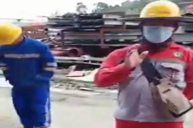 Viral, Bos Perusahaan Berbahasa China di Halmahera Larang Karyawannya Sholat Jumat