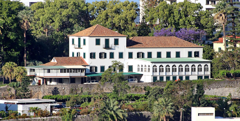 o antigo hotel Bella Vista
