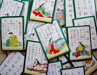 Karuta Permainan Kartu Tradisional Jepang Lingkaran Media