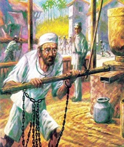 అండమాన్లో కారాగార శిక్ష