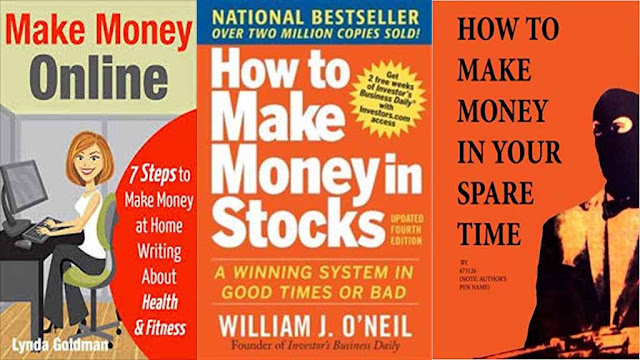 How to Make Money Writing Book