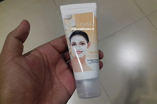 khasiat facial mask ovale yam bean www.angklinjohn.id