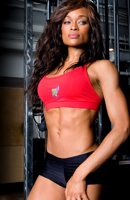 Alicia Marie - Female Fitness