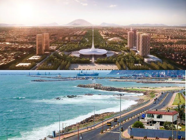 Visakhapatnam, Cleanest City Of India