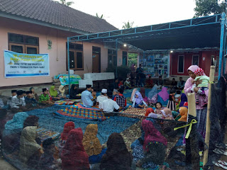 Ambil Fadilah Romadhan, Endri'S Foundation Buka Puasa serta Santuni Anak Yatim.