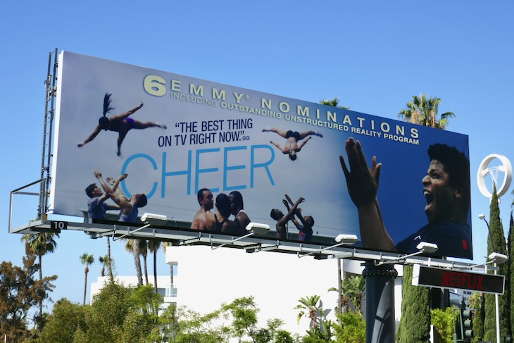 Cheer 6 Emmy nominations billboard