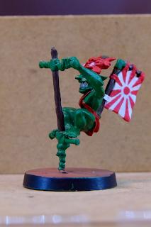 Goblin on a Pogostick