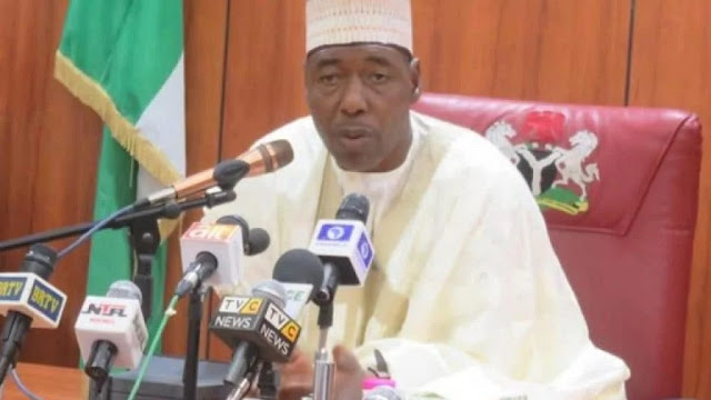Boko Haram attack: There's sabotage, Buhari must know the truth – Gov Zulum cries out