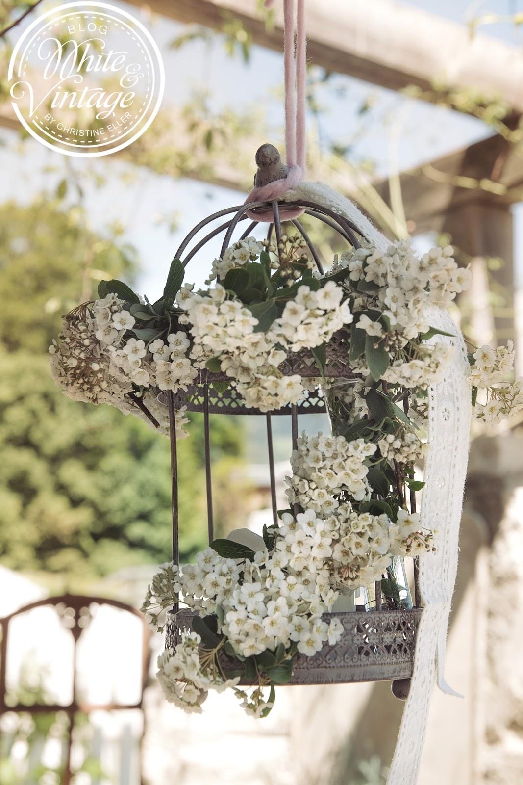 Hochzeitsdeko im Vintage Look selber machen
