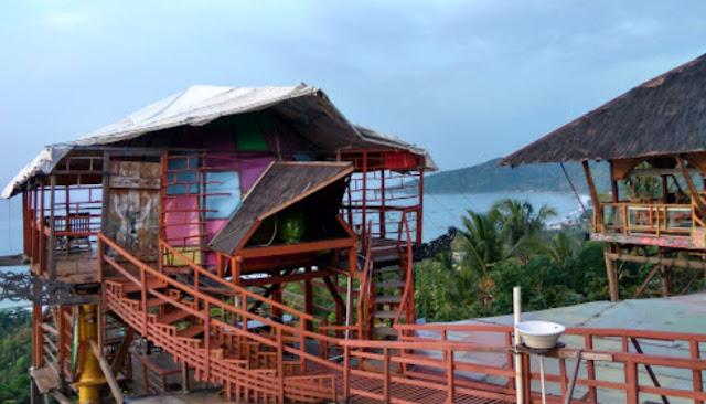 20 Foto Penginapan murah dekat Pantai Cimaja Sukabumi