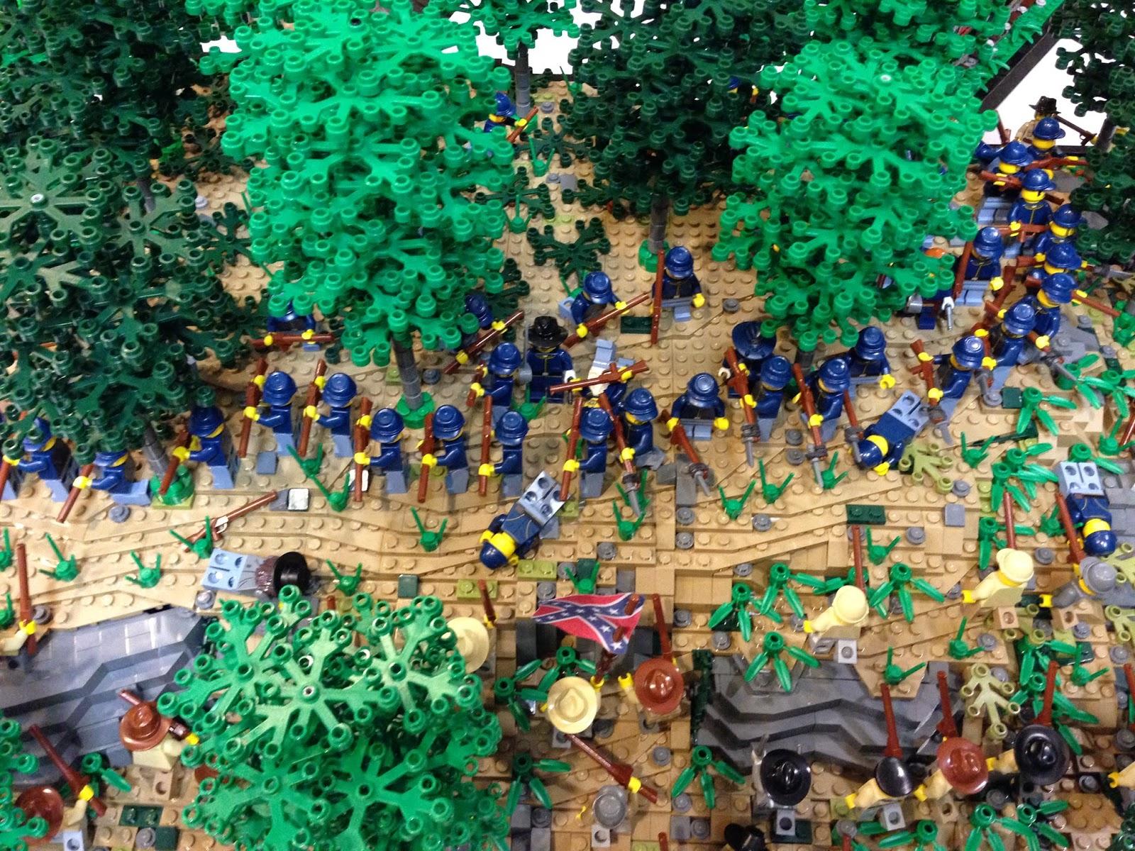 G I  Jigsaw: Gettysburg Toy Soldier Show