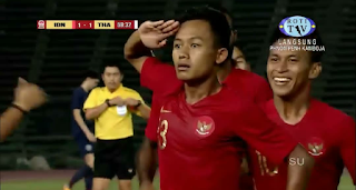Indonesia Juara AFF U-22 2019