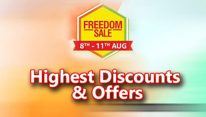 Wireless accessories sale | Amazon India Freedom Sale