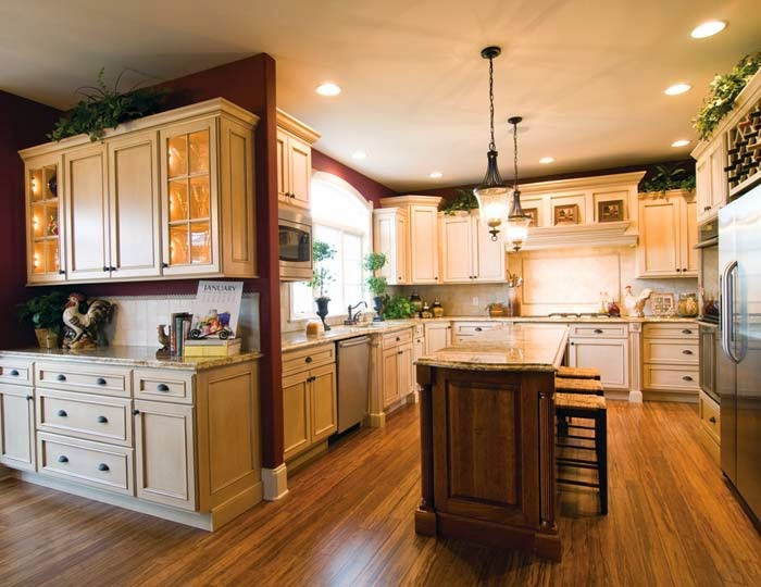Semi Custom Bathroom Cabinets #33: Semi Custom Kitchen Cabinets Home Room Modern Furniture Exlusive. Kitchen Cabinets