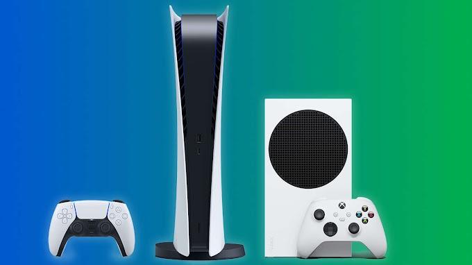 Sorteio de um PlayStation 5 ou um Xbox Series S